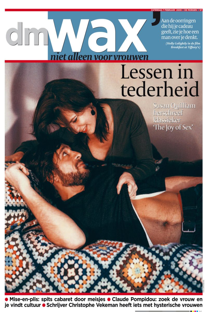 09 DeMorgen Wax cover JoyOfSex