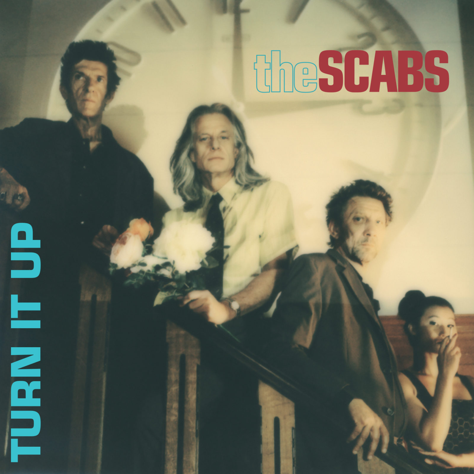 The Scabs - Turn it up