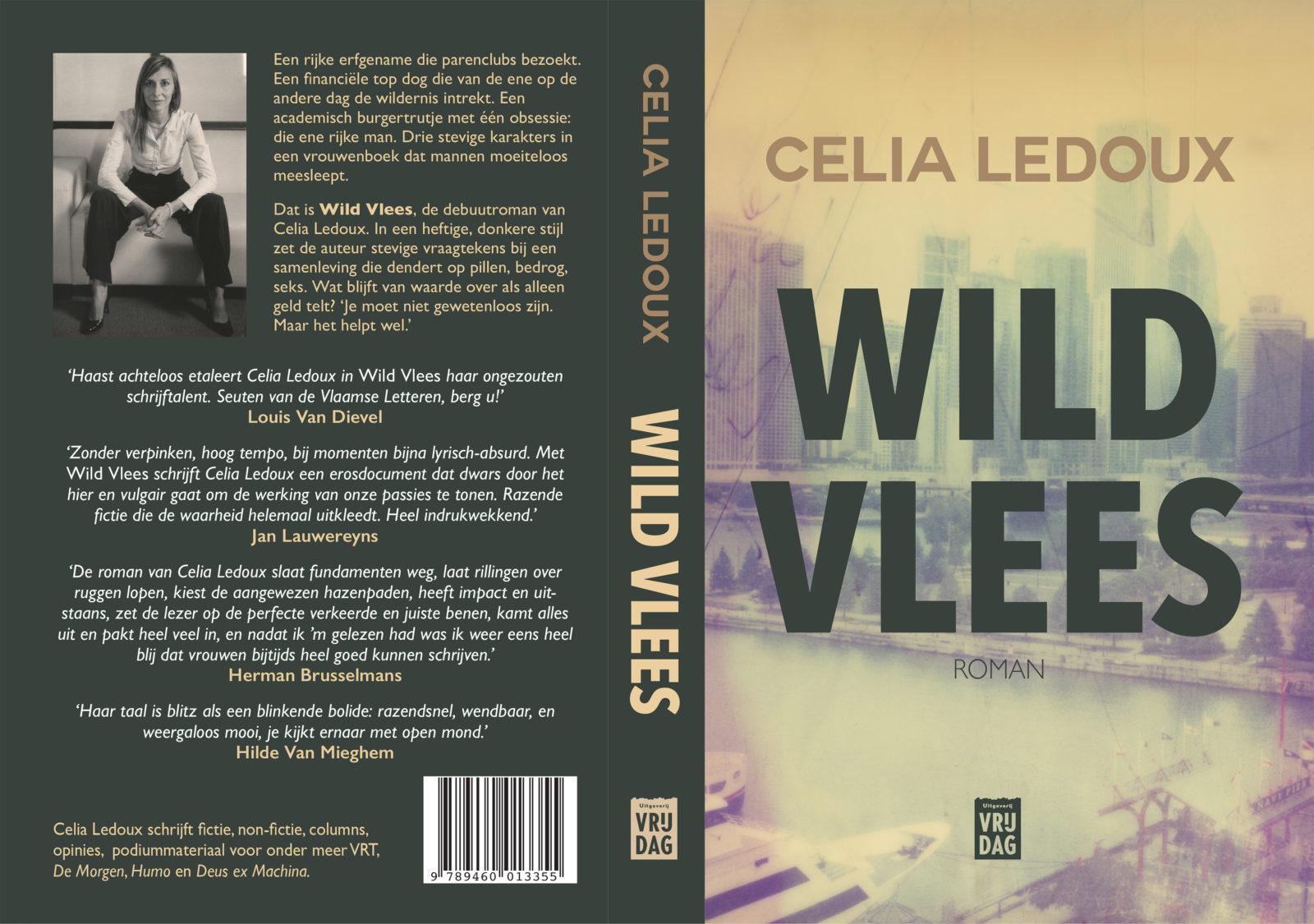 Wild Vlees - Celia Ledoux