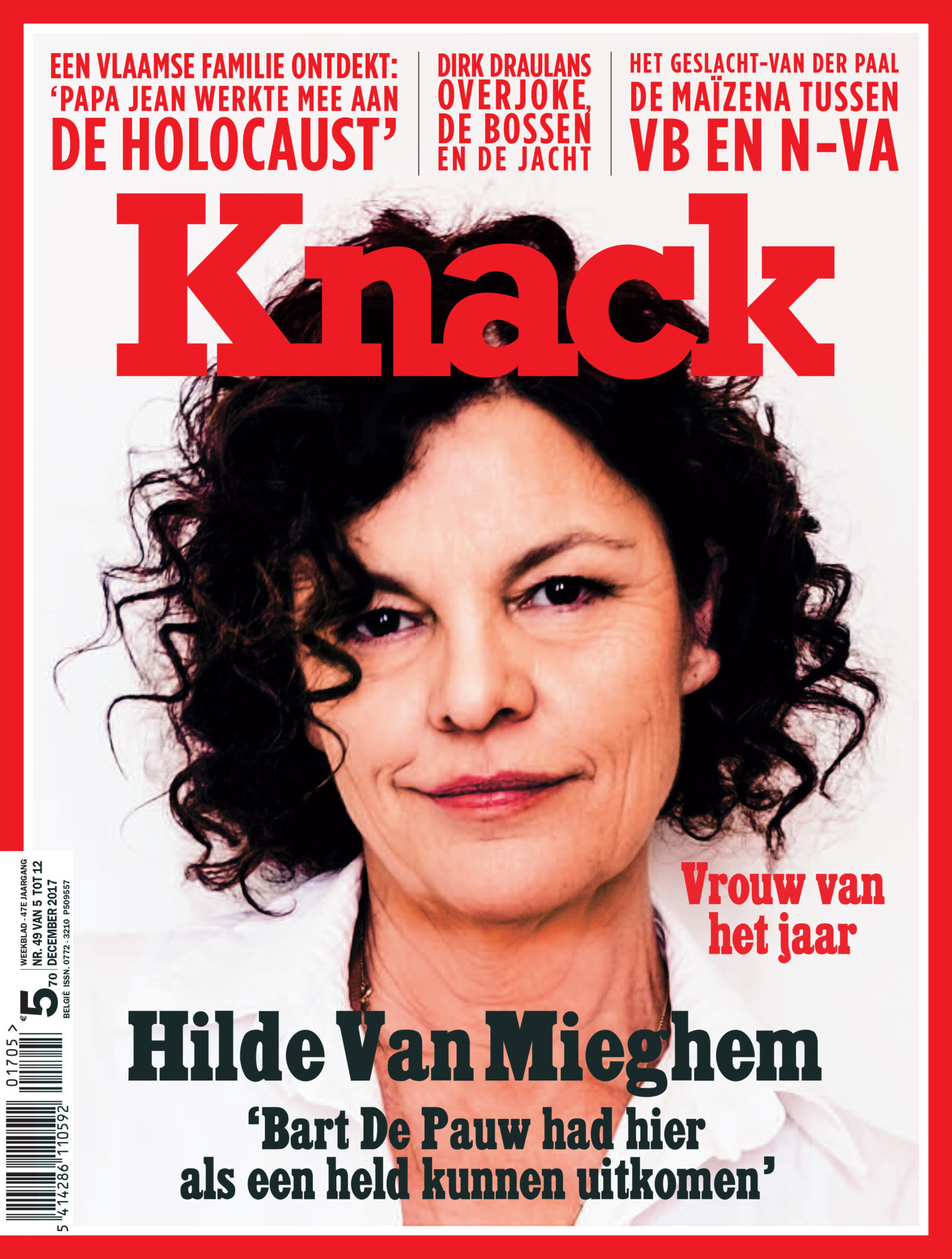 Hilde Van Mieghem - Woman of the Year