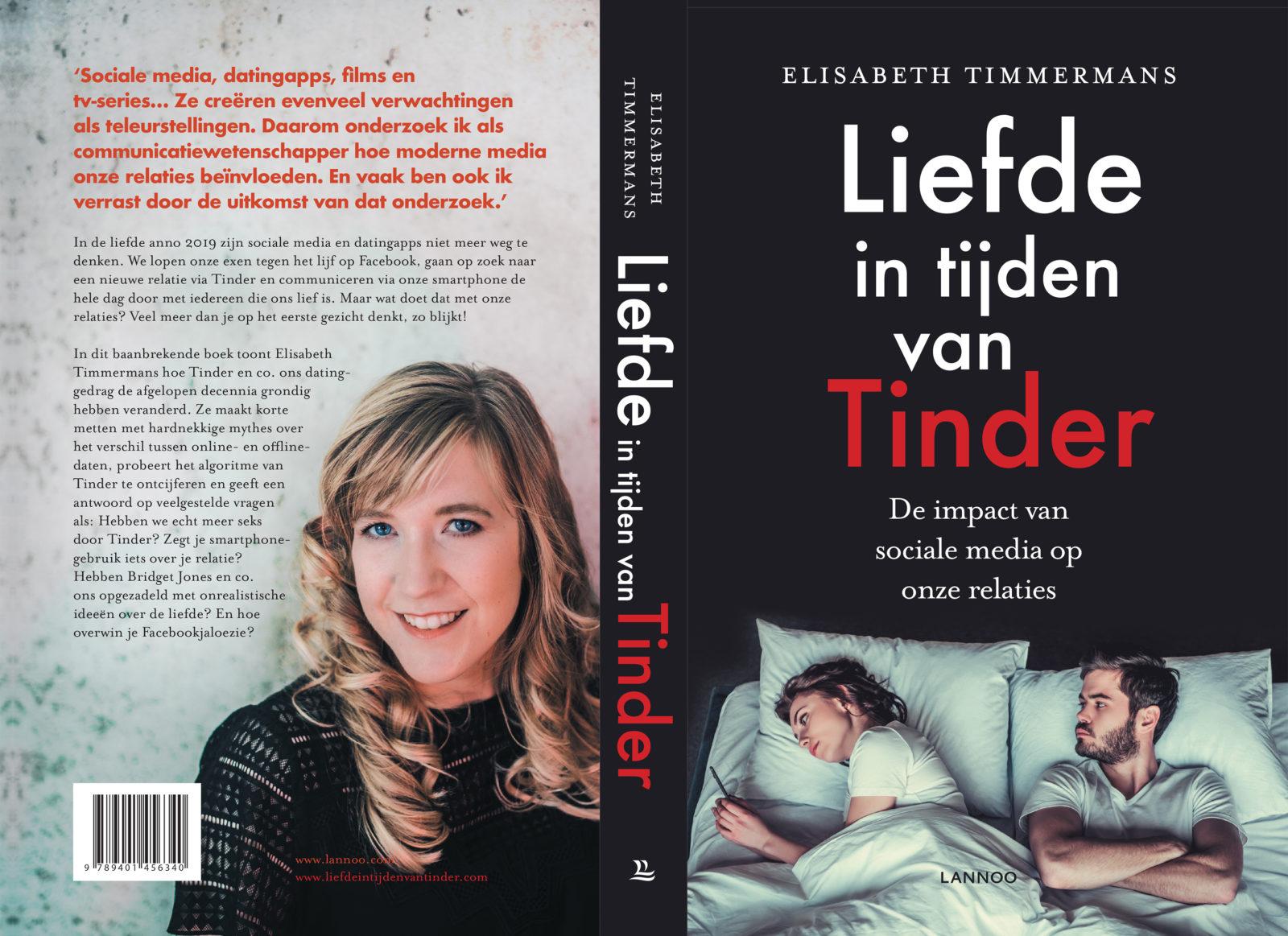Liefde in tijden van Tinder - Elisabeth Timmermans