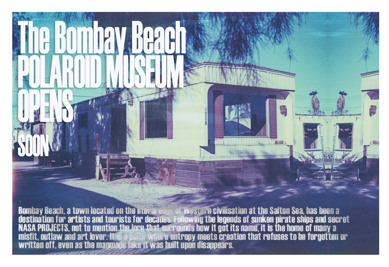 Bombay Beach Biennale 2019