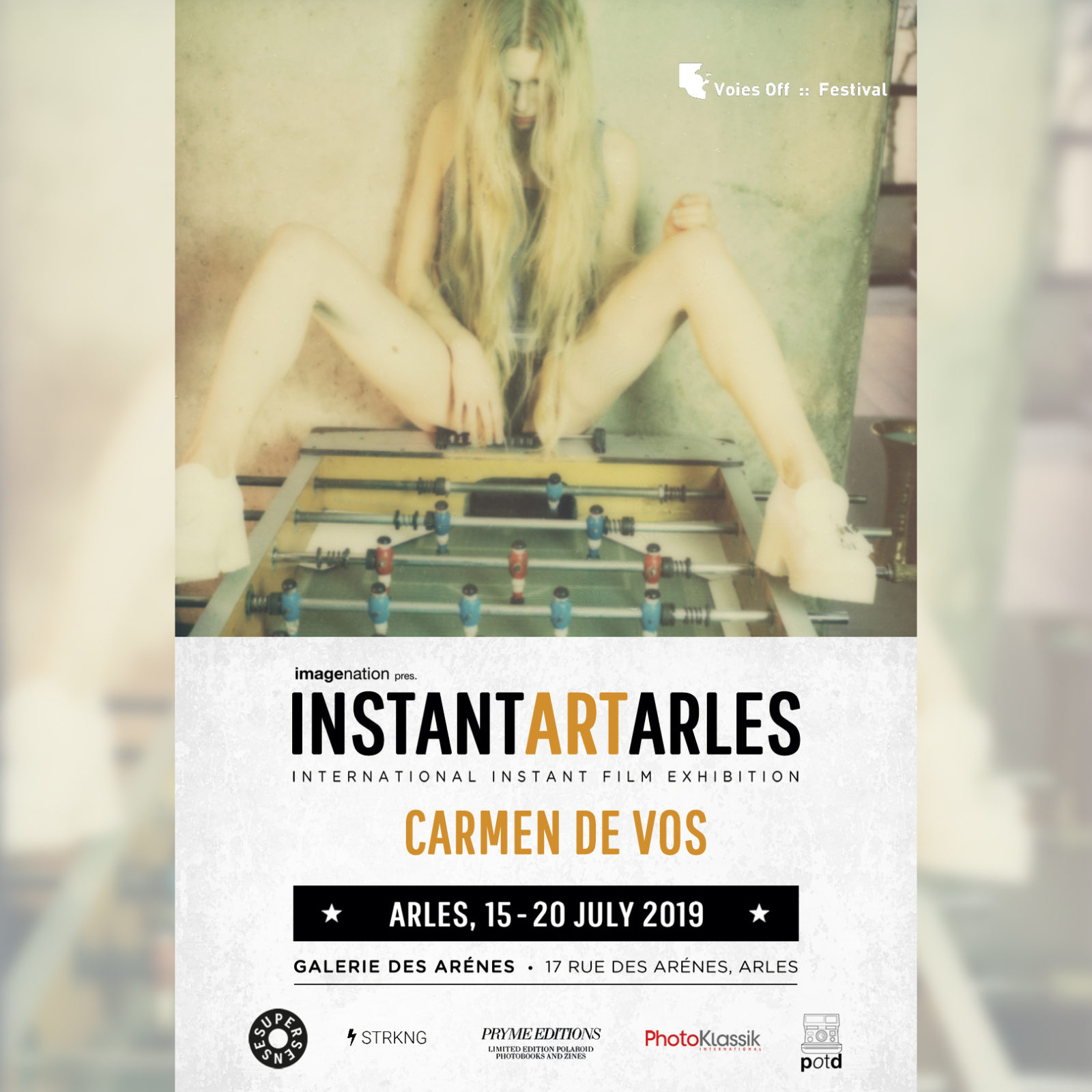 Instant Art - Arles