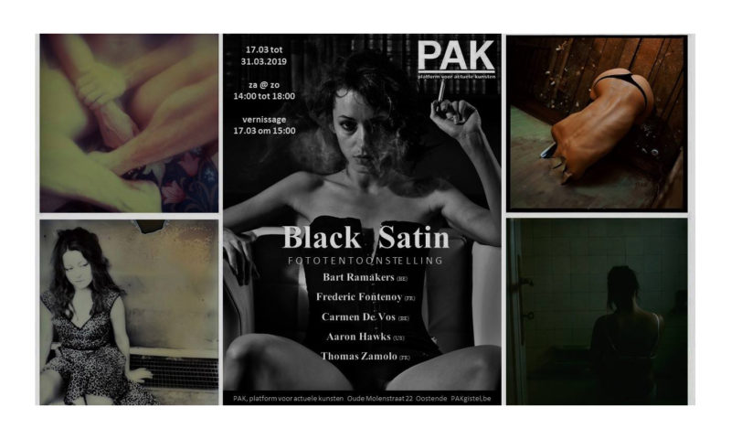 19 expo PAKoostende BlackSatin 00 poster