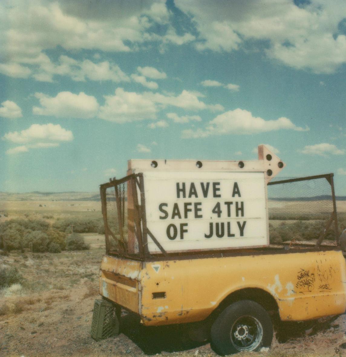 4th July - Utah