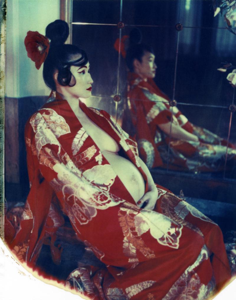 Geisha Minah
