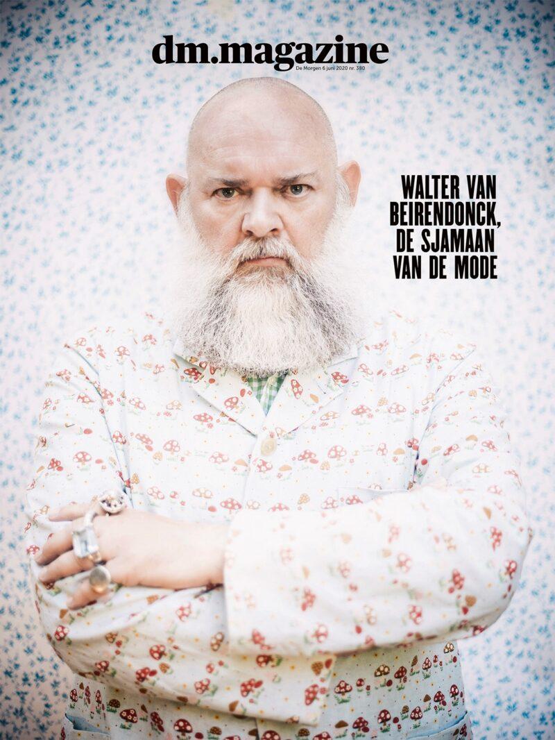 zzinstaCDV 120 DMM WalterVanBeirendonck 2377 cover