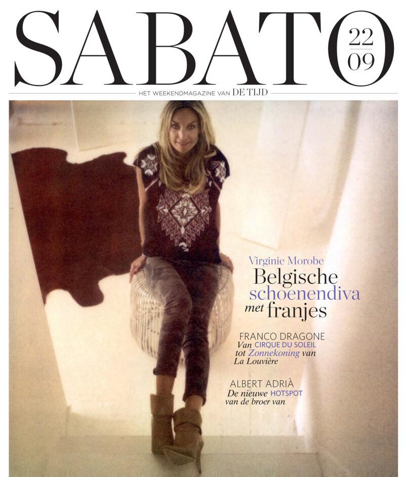 12 SabatoDeTijd VirginieMorobe cover